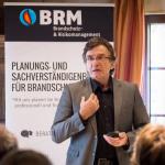 Prof. Reinhard Ries ist leitender Branddirektor bei der Branddirektion Frankfurt.