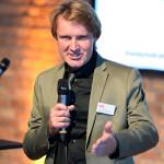 Reinhard Eberl-Pacan moderierte die Tagesveranstaltung