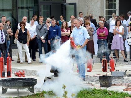 Brandschutz Akademie Berlin und BFSB mit gemeinsamer Ausbildungsinitiative