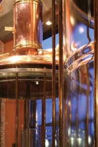 Glassudhäuser sind eine Spezialität der Joh. Albrecht Brautechnik, JBT GmbH. Sie werden in die ganze Welt verkauft