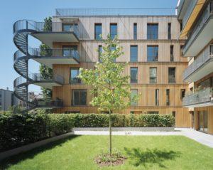 Wohnen an der Barnimkante - ein Projekt von Scharabi Architektur und Projektmanagement GbR (c) Matthias Broneske